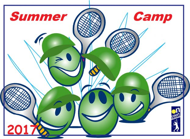 SUMMER CAMP 2017 by On Court Rio Tennis Club!