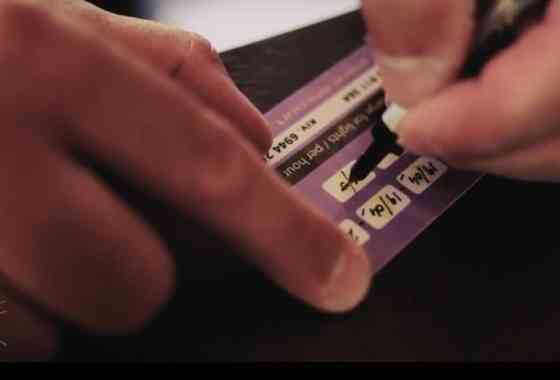 Time-LESS TennisCard !!! Think Smart ...